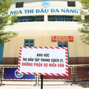 Mục sở thị NTĐ Nha Trang – nơi diễn ra VBA 2021: Cách ly gắt gao, từ cổng đến nhà vệ sinh đều dành riêng cho từng nhóm