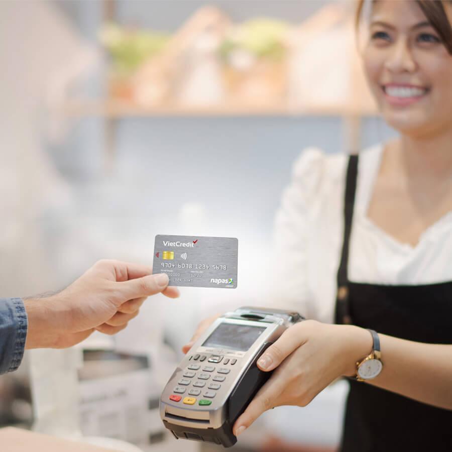 Bật mí tính năng mới của thẻ tín dụng nội địa VietCredit cho HeatFans